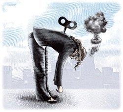 Il burnout: quando prenderci cura di qualcuno ci esaurisce